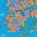 Brooklyn Neighborhood Map   Map Of Brooklyn Ny Neighborhoods (New   Printable Map Of Brooklyn Ny Neighborhoods