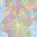 Brooklyn Zip Code Map   Printable Map Of Brooklyn Ny Neighborhoods