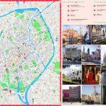 Bruges Map   Bruges City Centre Free Printable Travel Guide Download   Printable Travel Map