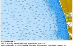 C Map | Captain Ken Kreisler's Boat And Yacht Report   Southern California Fishing Map