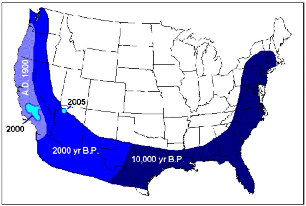 California Condor Recovery - California Lead Free Hunting Map