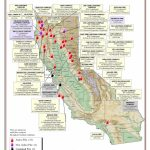 California Fires Map From Cal Fire & Oes | Firefighter Blog Inside   Where Are The Fires In California Right Now Map