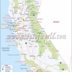 California Map | Best Places To Visit | California Map, Southern   Best California Map