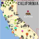 California Map Landforms 97 Best California Maps Images On Pinterest   Best California Map
