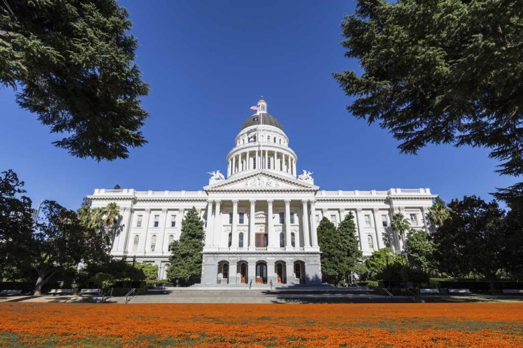 California Megans Law - Megan's Law California Map