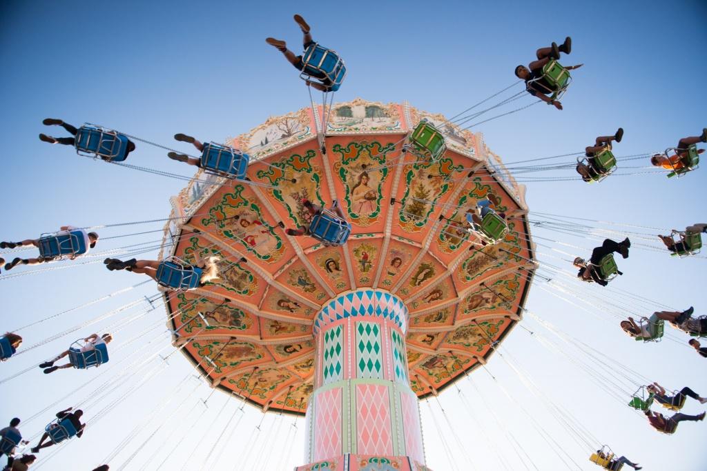 California Mid-State Fair   Events & Festivals In Slo Cal - Map Of California Mid State Fair