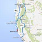 California Oregon Road Trip Pl California Road Map California Road   Road Map Oregon California