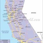California Road Network Map | California | California Map, Highway   California State Road Map