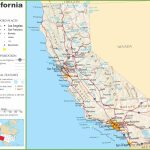California State Highway Map And Travel Information | Download Free   California State Road Map
