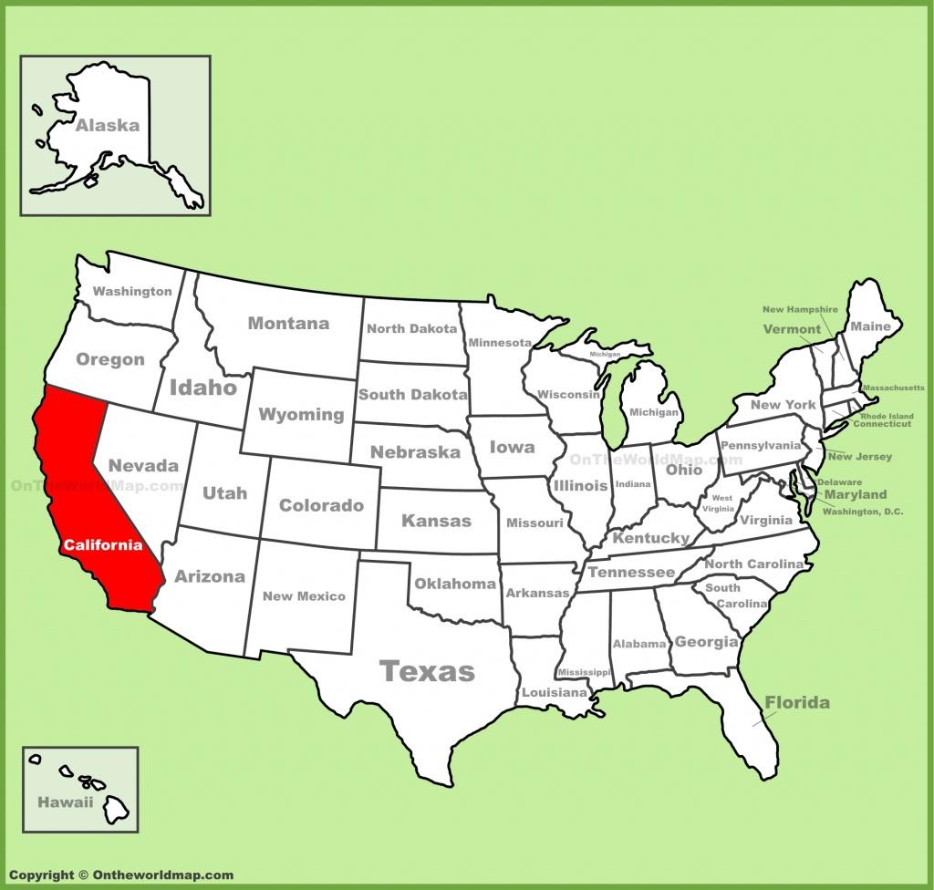 California State Maps | Usa | Maps Of California (Ca) - Map Of California Usa