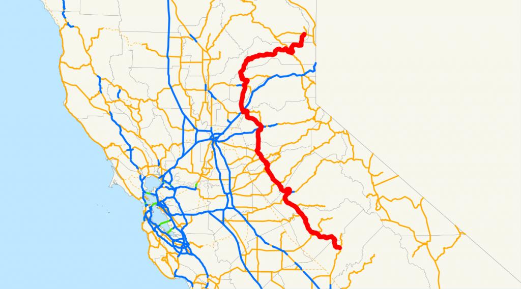 California State Route 49 - Wikipedia - California Chain Control Map