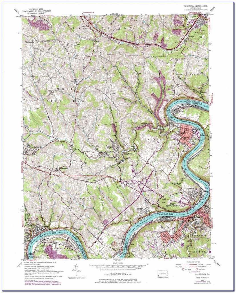 California Topographic Map With Cities - Maps : Resume Examples - Ono California Map