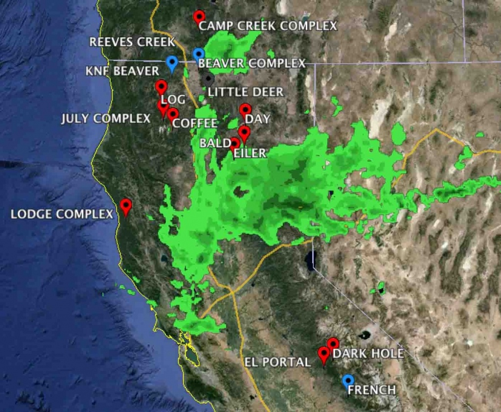 California Weather Radar Map | Best Of Us Maps 2018 To Download With - California Radar Map