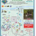 Campground Map   Manatee Springs State Park   Chiefland   Florida   Florida State Park Campgrounds Map