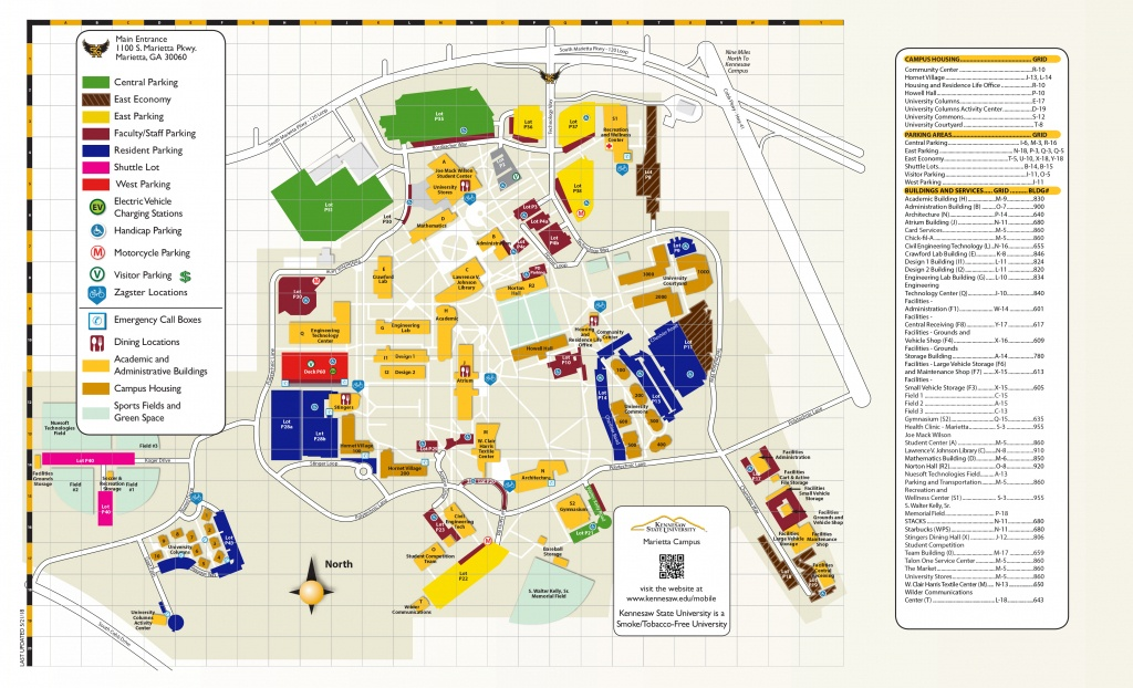 Campus Maps   Kennesaw State University - Texas Tech Dorm Map