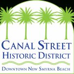 Canal Street Historic District New Smyrna Beach   Canal Street   New Smyrna Beach Florida Map