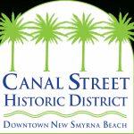 Canal Street Historic District New Smyrna Beach   Canal Street   New Smyrna Beach Florida Map