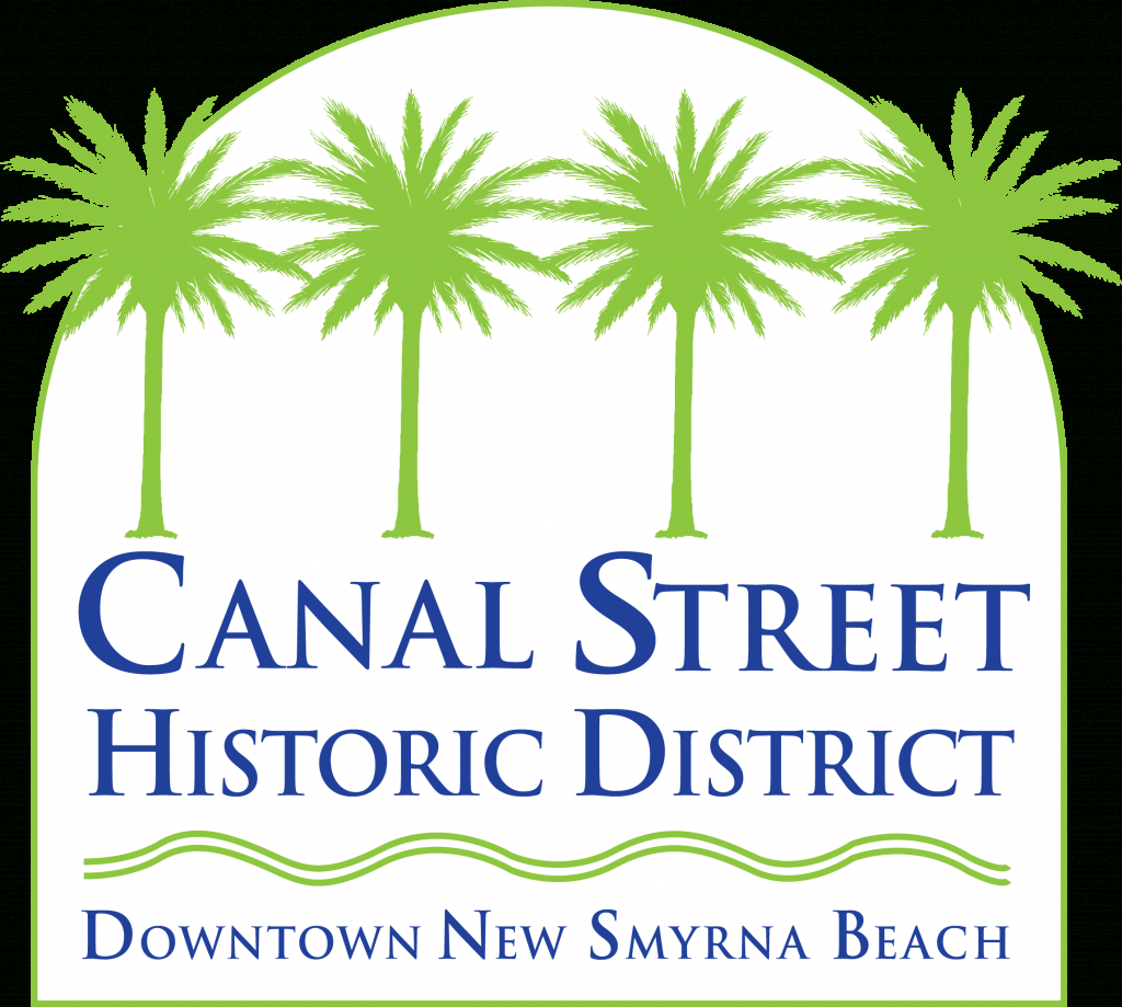 Canal Street Historic District New Smyrna Beach - Canal Street - New Smyrna Beach Florida Map
