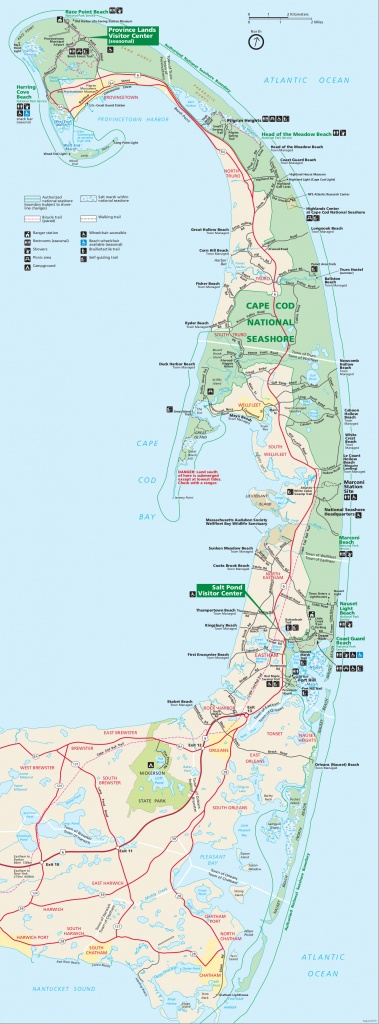 Cape Cod Maps | Npmaps - Just Free Maps, Period. - Printable Map Of Cape Cod Ma