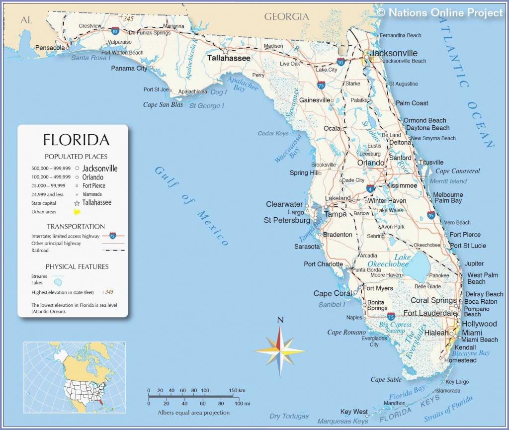 Cape San – Maps Driving Directions - Cape San Blas Florida Map
