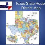 Chapter 7: Objectives Understand The Various Functions Of The Texas   Texas State House District Map