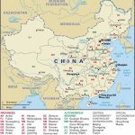 China Provinces Map (Including Blank China Provinces Map)   China Mike   Free Printable Map Of China