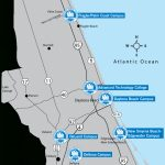 Choose Your Campus   New Smyrna Beach Florida Map