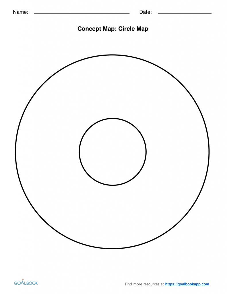 Circle Maps   Compressportnederland - Circle Map Printable