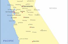 Cities In California, California Cities Map   California Map With All Cities