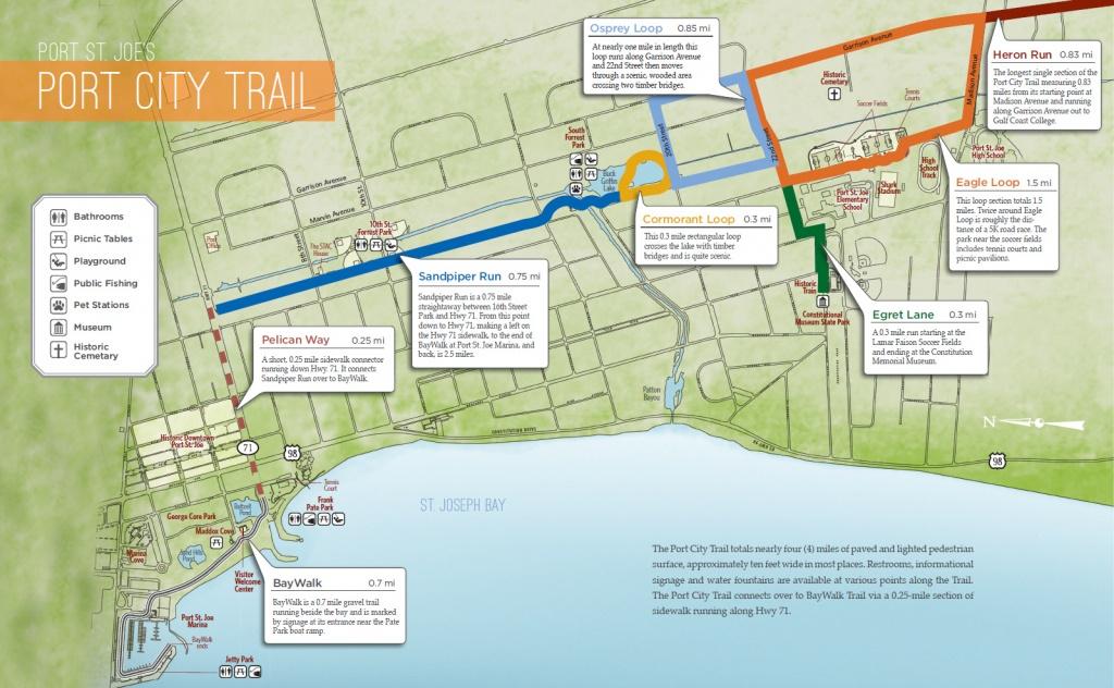 City Of Port St. Joe, Florida 32456 - St Joe Florida Map