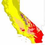 Climate Of California   Wikipedia   Heat Map Southern California