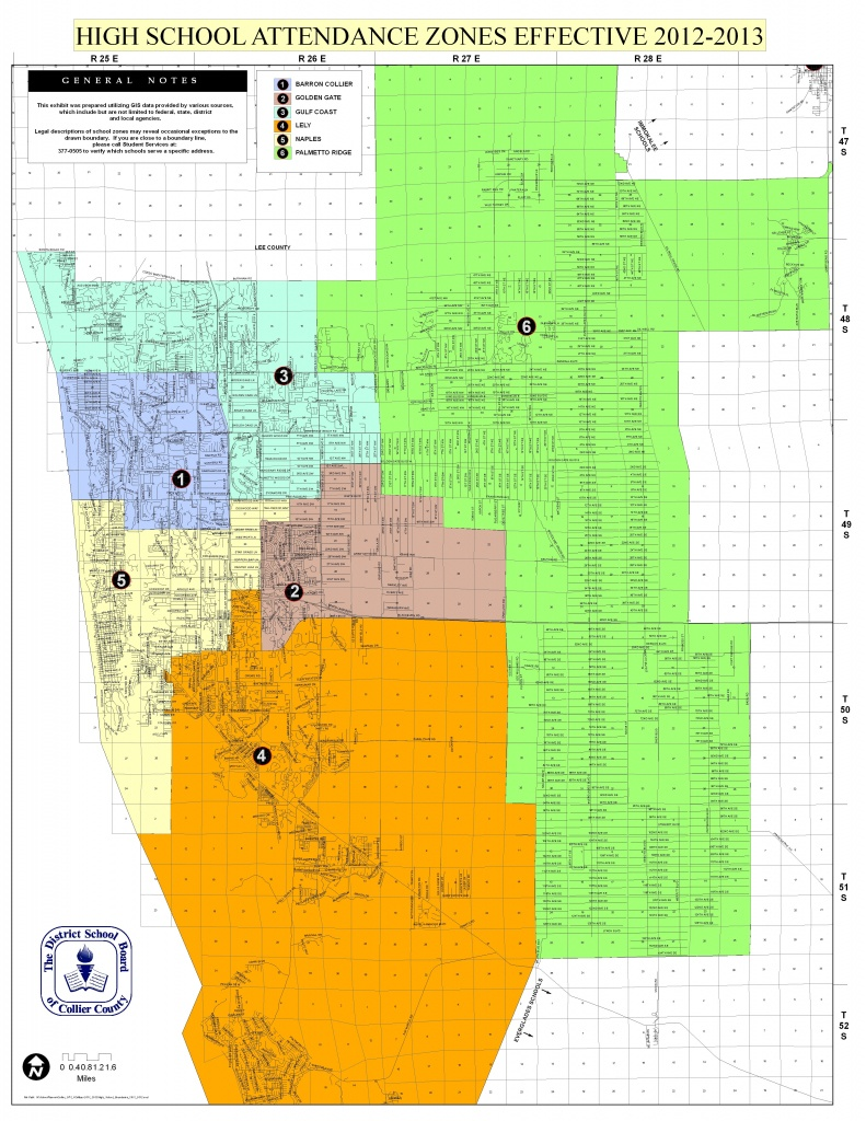 Collier County Zoning Map | Dehazelmuis - Collier County Florida Map