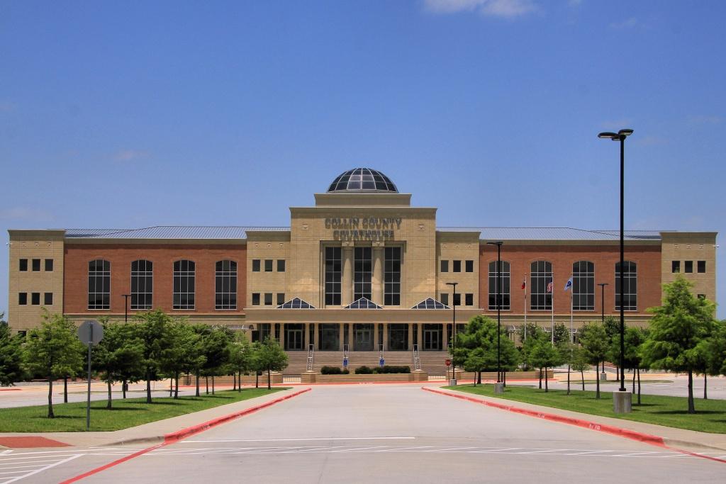 Collin County, Texas - Wikipedia - Collin County Texas Map