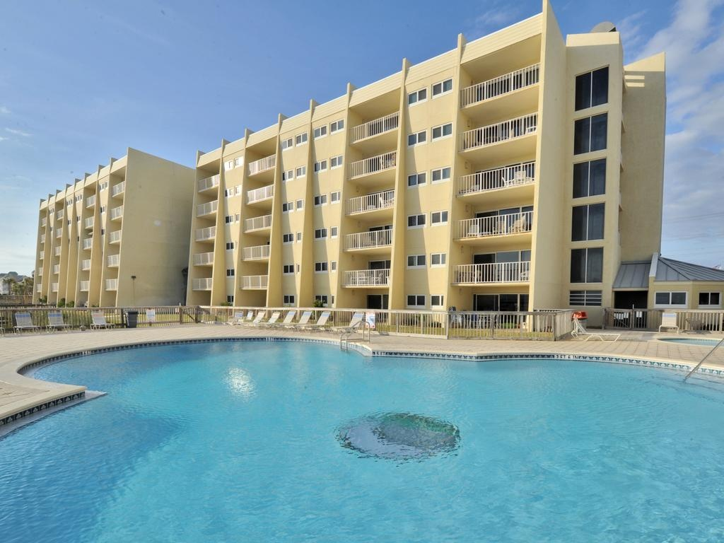 Condo Hotel Beach House Condominiums, Destin, Fl - Booking - Map Of Hotels In Destin Florida