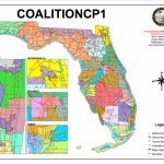 Congressional Districts Drawnvoting-Rights Groups Go To Florida – Florida Voting Districts Map