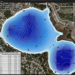 Contour Lake Maps Of Florida Lakes   Bathymetric Maps, Boat Ramp   Florida Fishing Lakes Map