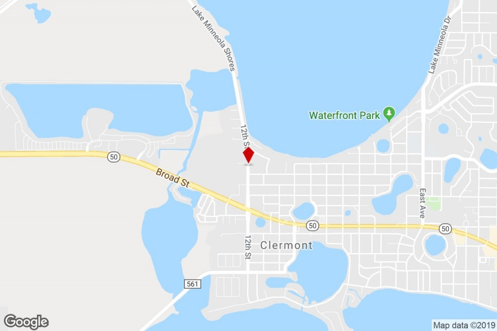 County Road 561 @ County Road 455, Clermont, Fl, 34711 - Commercial - Google Maps Clermont Florida