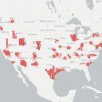 Cricket Wireless | Internet Service Provider | Broadbandnow   Verizon Wireless Coverage Map Texas
