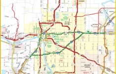 Current Oklahoma State Highway Map – Oklahoma State Map Printable