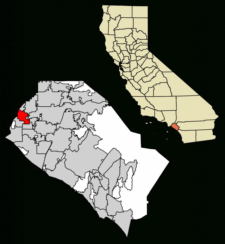 Cypress, California - Wikipedia - Bears In California Map
