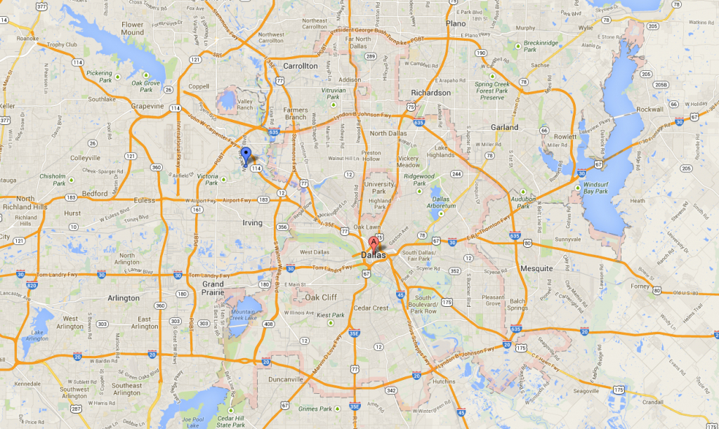 Dallas Texas Maps Google | Business Ideas 2013 - Google Maps Denton - Google Texas Map
