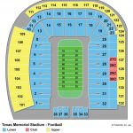 Darrell K Royal Texas Memorial Stadium   Maplets   University Of Texas Stadium Seating Map