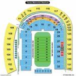 Darrell K Royal Texas Memorial Stadium Seating Chart   Seating   University Of Texas Stadium Seating Map