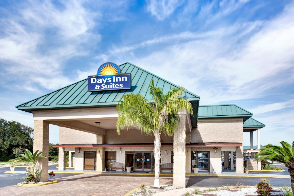 Days Inn & Suiteswyndham Davenport | Davenport, Fl Hotels - Davenport Florida Hotels Map