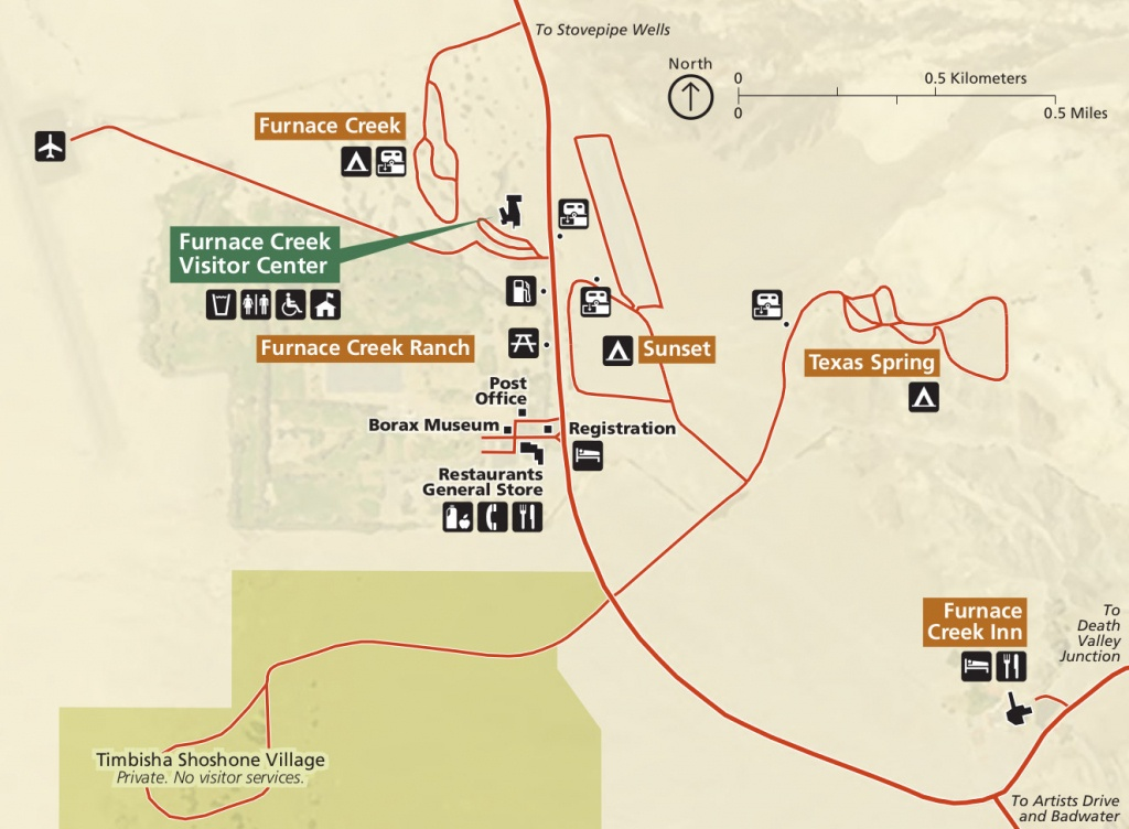 Death Valley Maps   Npmaps - Just Free Maps, Period. - Death Valley California Map
