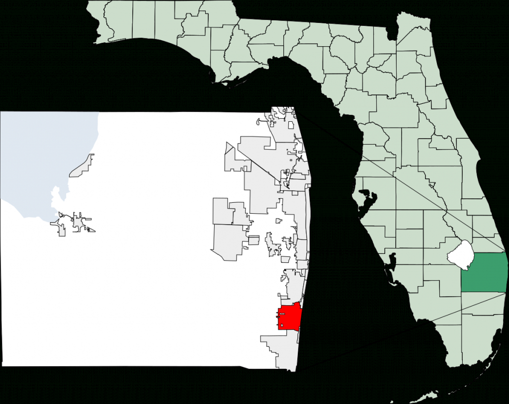Delray Beach, Florida - Wikipedia - Highland Beach Florida Map