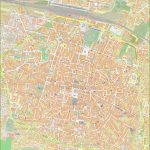 Detailed Tourist Maps Of Bologna | Italy | Free Printable Maps Of   Bologna Tourist Map Printable