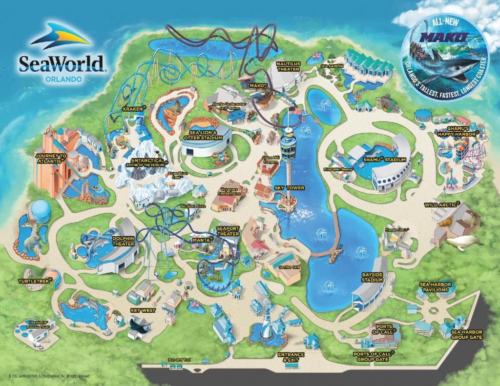 Details - Goofy Dupes - Seaworld Map Orlando Florida