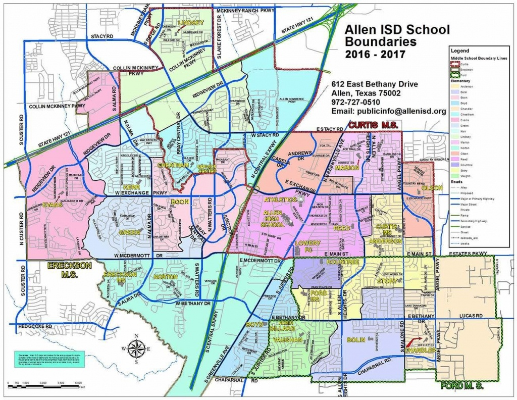 Dfw School District Map - Dfw Isd Map (Texas - Usa) - Texas School District Map By Region