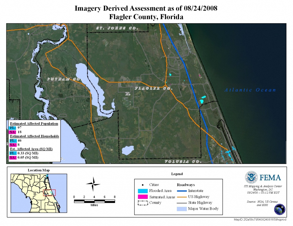 Disaster Relief Operation Map Archives - Marion County Florida Flood Zone Map